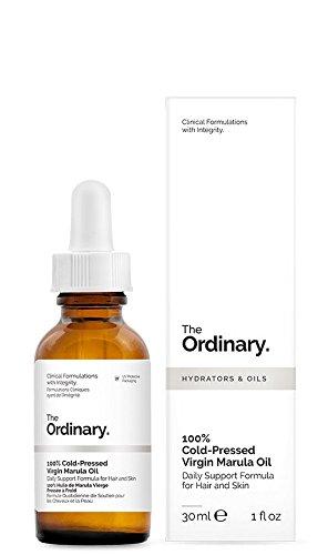 The Ordinary - The Ordinary 100% Cold-pressed Virgin Marula Oil 30ml