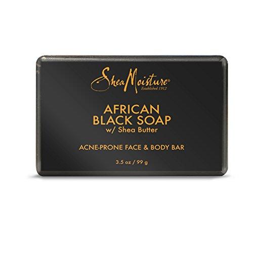 Shea Moisture - African Black Soap