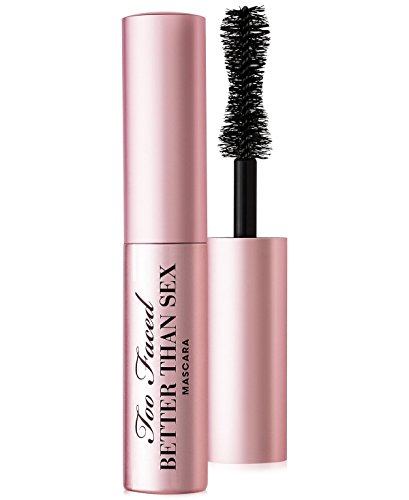 Too Faced Too Faced Better Than Sex Mascara 0.17 ounce - Mini Travel size