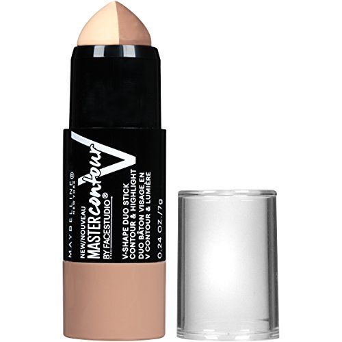 Maybelline New York - Facestudio Master Contour V-Shape Duo Stick