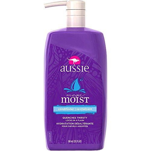 Aussie - Aussie Moist Conditioner With Pump 29.2 Fluid Ounce