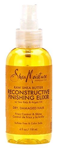 Shea Moisture - Shea Moisture Raw Shea Reconstructive Elixir 4 Ounce (118ml) (3 Pack)