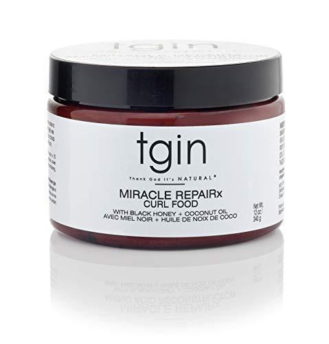 TGIN Miracle RepaiRx Curl Food Daily Moisturizer