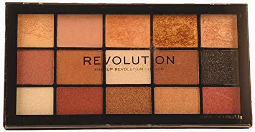 Makeup Revolution - Makeup Revolution Eyeshadow Palette, Reloaded Affection
