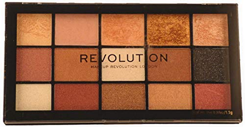 Makeup Revolution - Makeup Revolution Eyeshadow Palette, Reloaded Affection