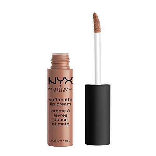 NYX - Soft Matte Lip Cream, Abu Dhabi