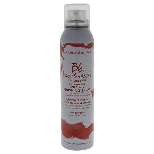 Bumble and Bumble - Hairdresser's Invisible Dry Oil Finishing Spray for Unisex