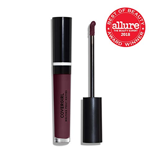 CoverGirl - Melting Pout Matte Liquid Lipstick, Never Say Never