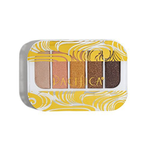 Pacifica - Ipsy Exclusive - Pacifica Island Life Mineral Eyeshadow Palette - Natural & Vegan