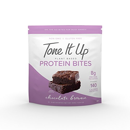 Tone It Up - Tone It Up Plant Based Protein Bites Chocolate Brownie 5oz, pack of 1