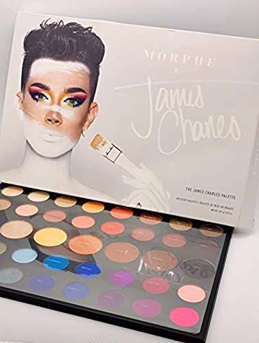 Morphe - James Charles Inner Artist Eyeshadow Palette