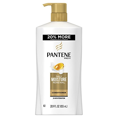 Pantene Pantene Pro-V Daily Moisture Renewal Conditioner, 28.9 fl oz(Packaging May Vary)