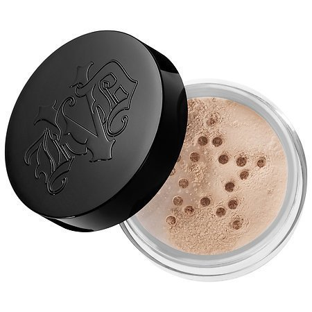 Kat Von D - Kat Von D Lock-It Setting Powder Travel Size 0.19 oz Translucent Natural Finish