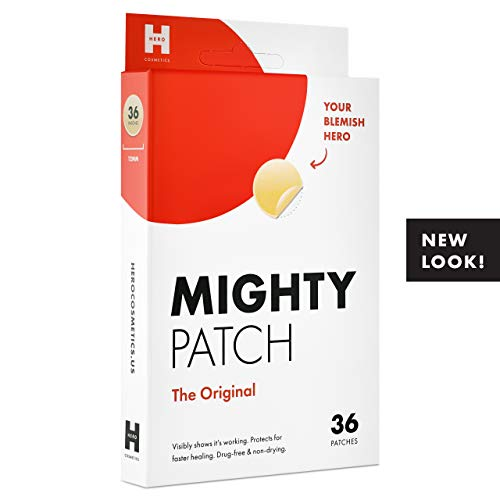 Mighty Patch - Hydrocolloid Acne Absorbing Spot Dot