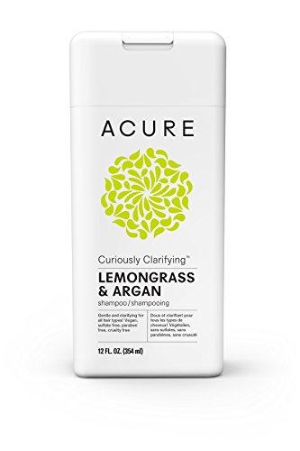 Acure - Curiously Clarifying Lemongrass Shampoo
