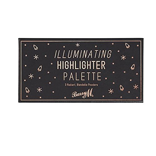 Barry M - Illuminating Highlighter Palette