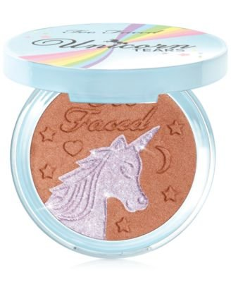 Too Faced - Unicorn Tears Iridescent Mystical Bronzer