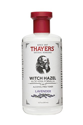 THAYERS - Thayer's Lavender Witch Hazel, 12 Fluid Ounce
