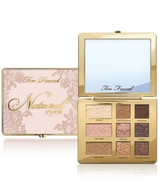null - Natural Eyes Shadow Palette