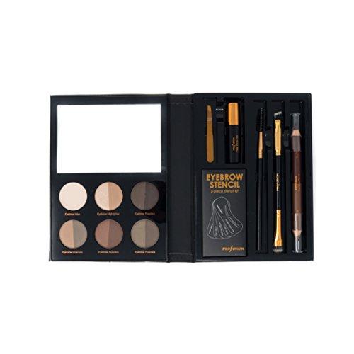 Profusion Cosmetics - Eyebrow Set