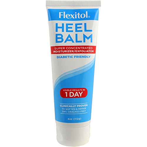 Flexitol - Heel Balm Rich Moisturizing & Exfoliating Foot Cream