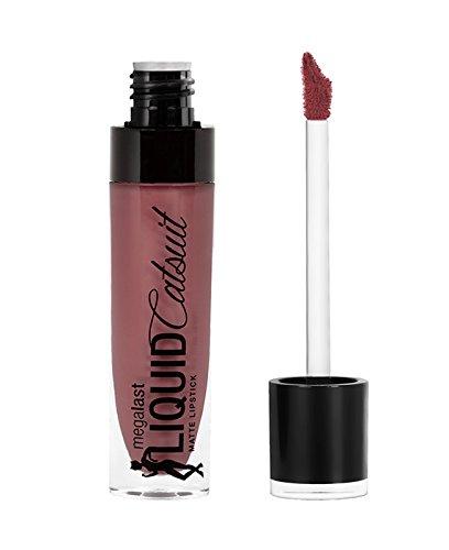 Wet 'n Wild - Megalast Liquid Catsuit Lipstick, Rebel Rose