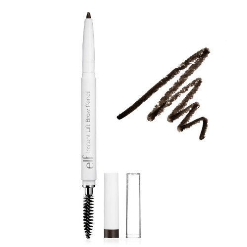 Elf Cosmetics - Elf Cosmetics Instant Lift Brow Pencil 21723ta, Deep Brown, 0.3 Ounce