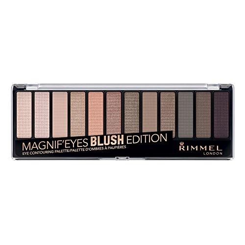 Rimmel - Magnif'eyes Eye Palette, London Nudes Calling