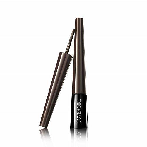 CoverGirl - Bombshell POW-der Brow & Liner Eyebrow Powder Dark Brown