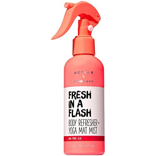 Bath & Body Works - Bath and Body Works ON-THE-GO Fresh In A Flash (Body Refresher & Yoga Mat Mist) 6 Ounce