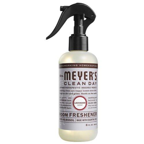 Mrs. Meyer's Clean Day - Mrs. Meyer's Room Freshener, Lavender, 8 Ounce