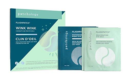 Patchology - Patchology Wink Wink Day & Night Eye Gels 4 Piece Kit