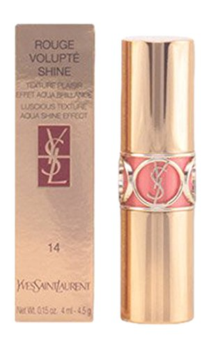 Yves Saint Laurent - Rouge Volupte Shine Lipstick, Corail In Touch