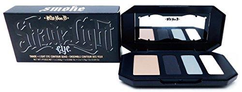 Kat Von D Kat Von D Shade + Light Eye Contour Quad Smoke - matte cool grays