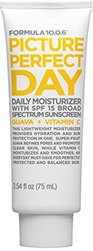 Formula Ten-O-Six - Picture Perfect Day Moisturizer with SPF 15 Guava + Vitamin C