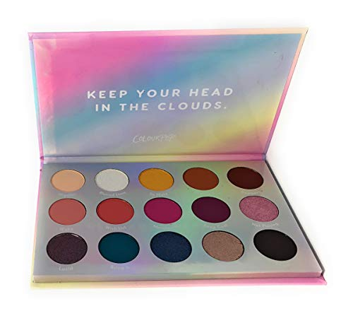 ColourPop - Chasing Rainbows Pressed Powder Shadow Palette