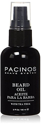 Pacinos Pacinos Beard Oil, 2 Ounce