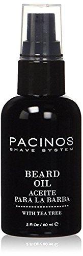 Pacinos - Pacinos Beard Oil, 2 Ounce