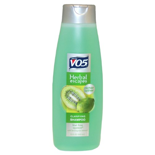 Alberto VO5 - Herbal Escapes Kiwi Lime Squeeze Clarifying Shampoo