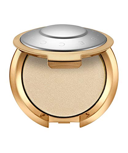 null - BECCA Light Chaser Highlighter Pearl Flashes Gold .23oz