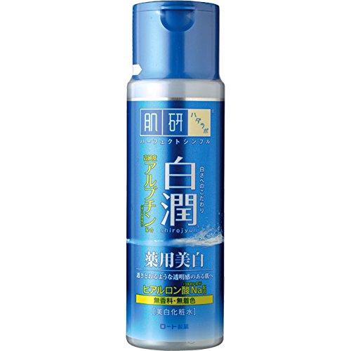 Hada Labo 肌研 - Hada Labo Shirojyun Albutin Medicinal Whitening Toner, 170ml