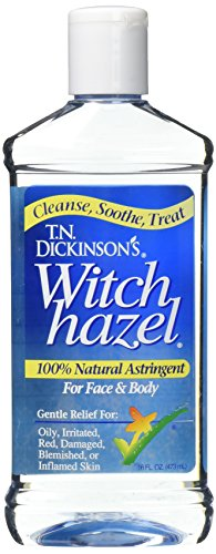 T.N. Dickinson's Astringent, 100% Natural, Witch Hazel