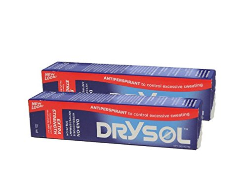 Drysol Dab On - Extra Strength 20% 35mlx2boxes - Drysol Dab On - Extra Strength 20% 35mlx2boxes Drysol Dab On - Extra Strength 20% 35mlx2boxes