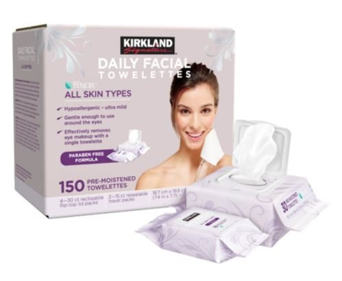 Kirkland Signature - Daily Facial Towelettes