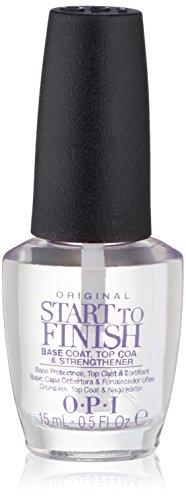 OPI - OPI Nail Lacquer Treatment, Start-to-Finish Original, 0.5 fl. oz.