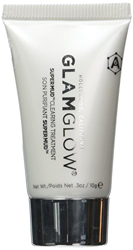 Glamglow - GlamGlow --SUPER MUD Clearing Treatment -- Travel Size Tube .3 oz / 10g -- SMALLER SIZE