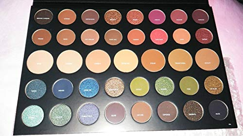 Morphe brush cosmetics - Authentic 39A Dare to Create Palette