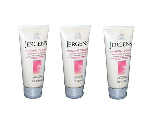 Jergens - (3 Pack)-JERGENS® Original Scent Dry Skin Moisturizer, 2 oz. each