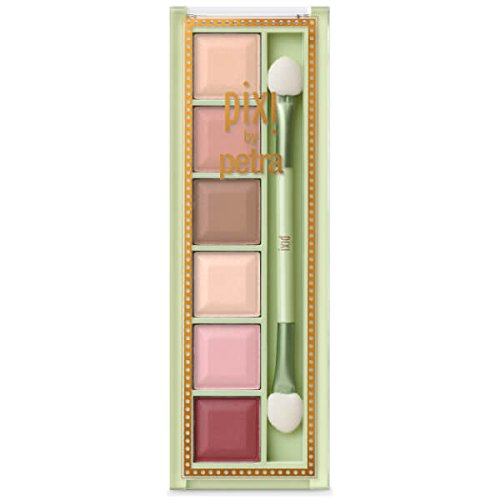 Pixi - Mesmerizing Mineral Palette Sunset Mattes