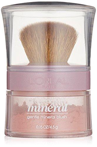 L'Oreal Paris - L'Oréal Paris True Match Mineral Blush, Pinched Pink, 0.15 oz.